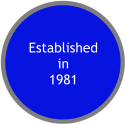 Established in  1981